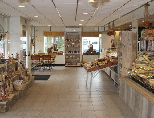 Nieuw interieur bij Brood en Beleg