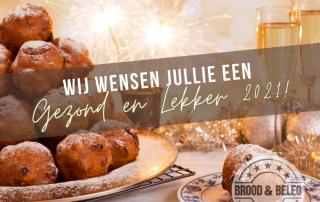 De beste wensen van Brood en Beleg Oss