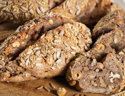 Noten en zaden geven brood een hogere voedingswaarde